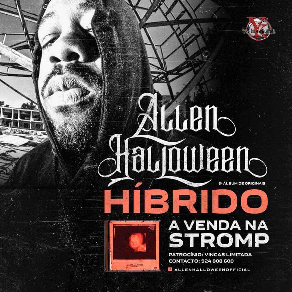 Hibrido, halloween, album