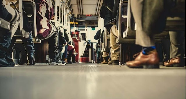 Latigazo cervical por accidente en transporte publico
