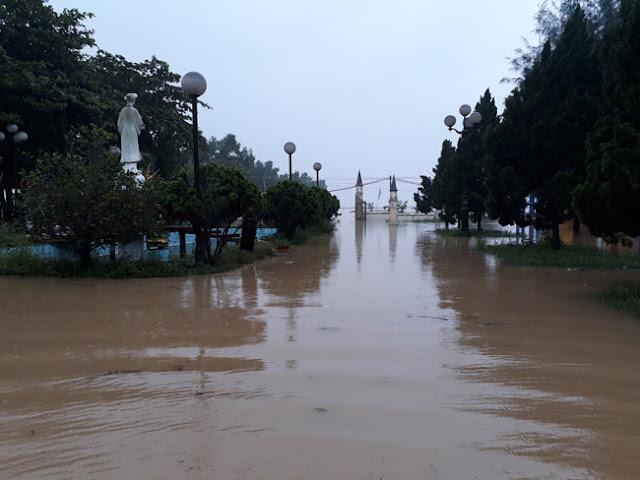 Chùm ảnh lũ lụt tại Giáo xứ Dương Sơn – Huế - Ảnh minh hoạ 5