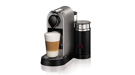 Nespresso by Krups XN760B40 New Citiz