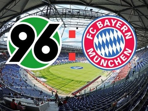 Hannover 96 vs Bayern Munich Full Match and Highlights