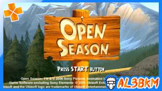 تحميل لعبة Open Season psp  psp
