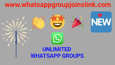 (*Latest*) Unlimited Whatsapp Group Joins Link Invite Links Collection – 2019