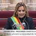 La Presidenta Jeanine Áñez convoca a los candidatos a un acuerdo nacional por los bonos