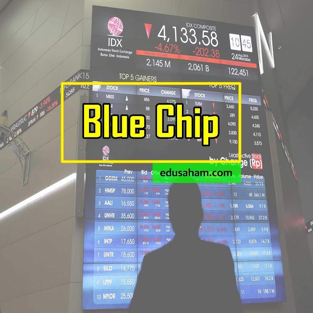 Apa Itu Saham Blue Chip