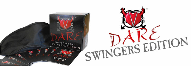 Deviate Dare Swingers Edition Erotic Game for the lifestyle