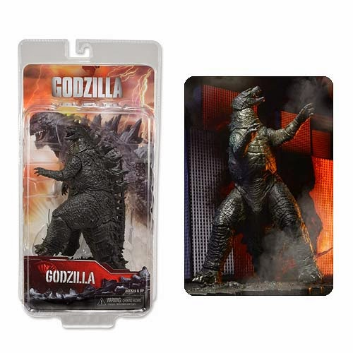 Monster Island News: Godzilla 2014 Movie Modern Series 1