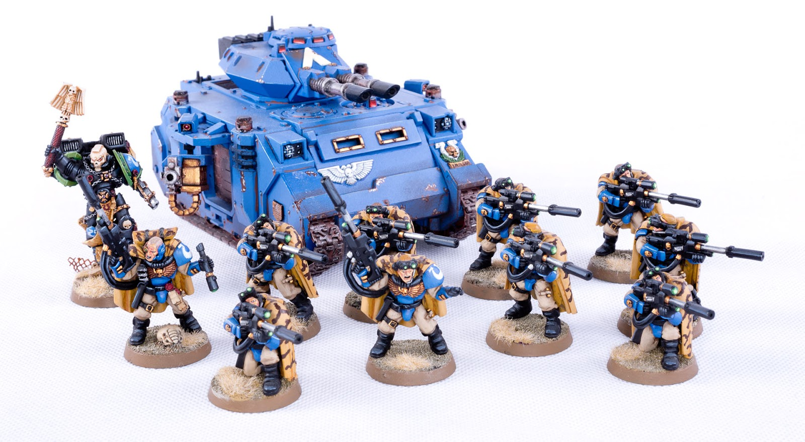 Ultramarines Army FOR SALE: 2000p...