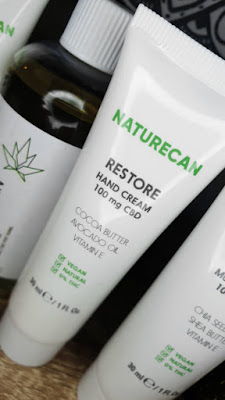 Naturecan Restore CBD Hand Cream