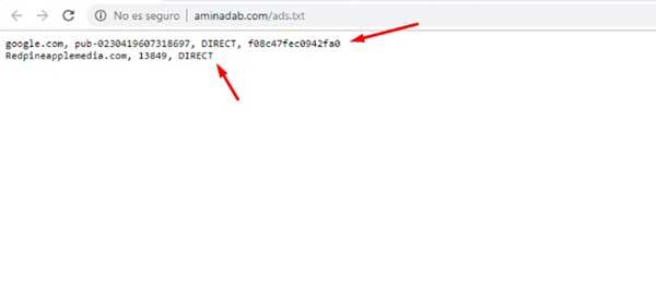 Cómo configuro un archivo ads.txt en Blogger