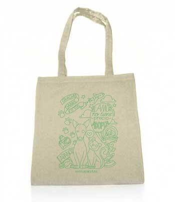 5e0d3e83a Nuestras bolsas ecológicas y solidarias, ¡ya a la venta!