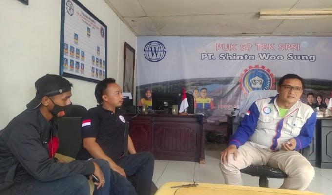 Soal Laka Kerja yang Sebabkan Nyawa Melayang, Manajemen PT Shinta Woo Sung Bungkam, APH Diminta Lakukan Penyelidikan