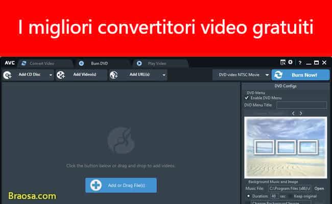 Ecco il migliore convertitore per video gratuito disponibile