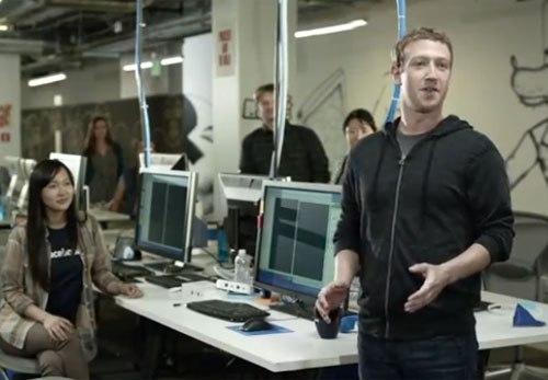 Mark Zuckerberg SEO FAcebook, FB