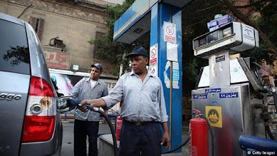 أسعار البنزين الجديدة في المحطات اليوم الاثنين مع إعلان البترول رفع أسعارها