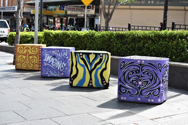Bankstown Street Art | Pause Pod by Tim Phibs