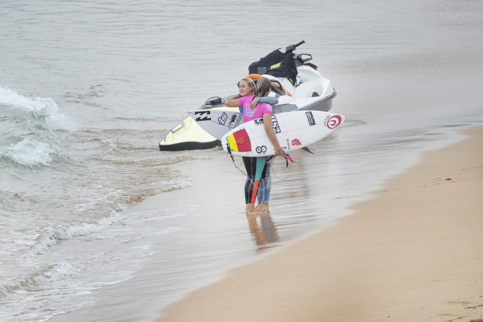 3 Ariane Ochoa World Junior Championship foto WSL Kelly Cestari
