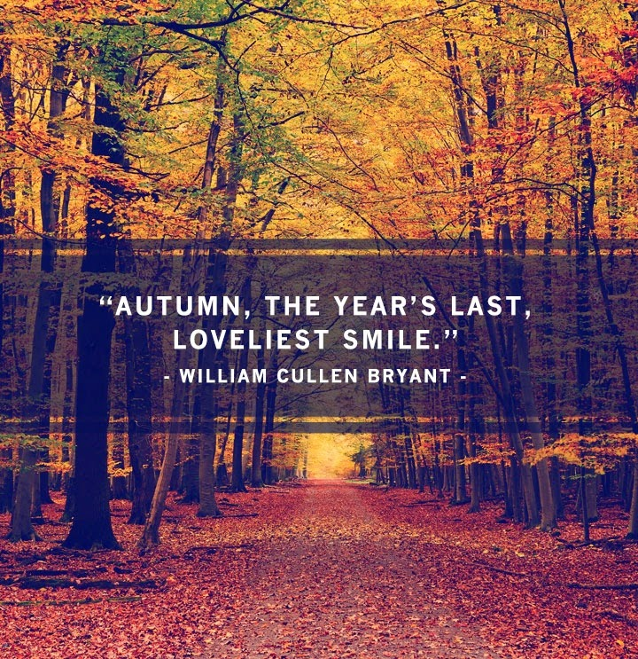 "All Things Audry: ""Fall"" In Love With Autumn: Ten Quotes"