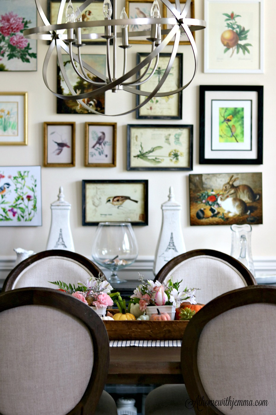 french, florida, decorating, styling, farmhouse, fall, decor, pumpkins, dough, bowl athomewithjemma.com