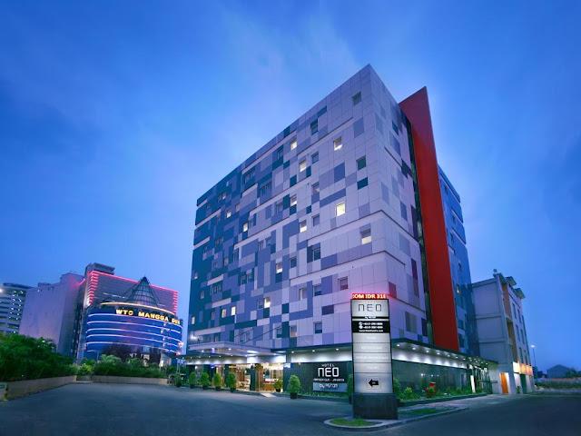 Paket Murah Di Hotel Neo Mangga Dua Square