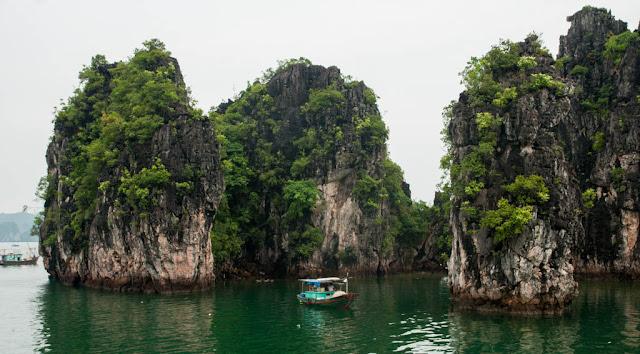 Golfo de Tokín Halong Bay