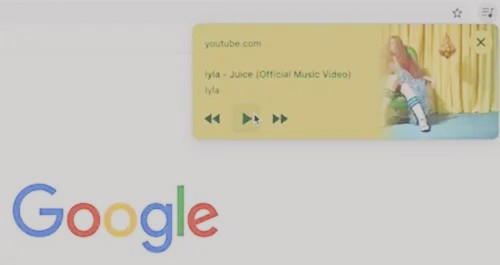Chrome's new music