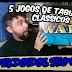 5 Ótimos Jogos de Tabuleiro Clássicos- Nerdoidos Show #11