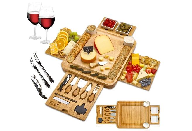 charcuterie board cutlery set
