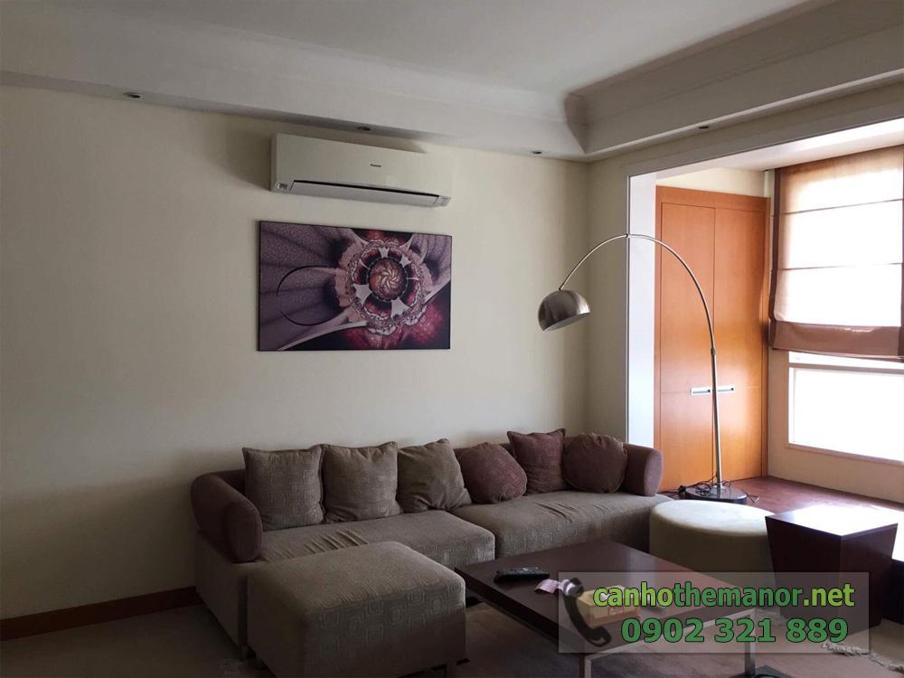 The Manor 1 Ho Chi Minh cho thuê căn hộ 2 phòng ngủ - hình 3