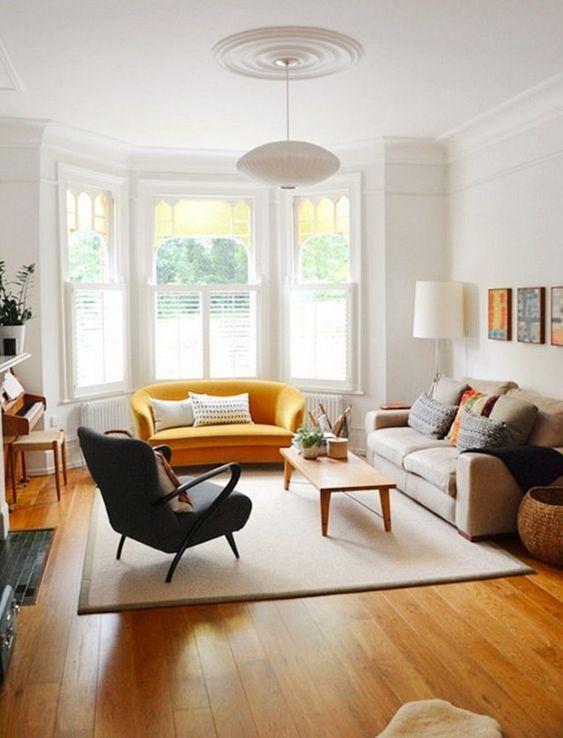 decoración de salas de estar pequeñas