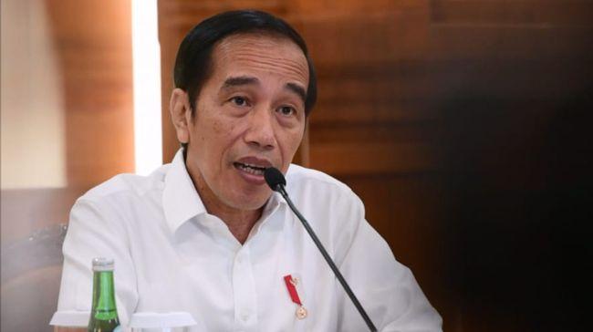 Ya Ampun! Jokowi Akui Tak Pernah Sarapan Sejak Kasus Covid-19 di Indonesia Meningkat