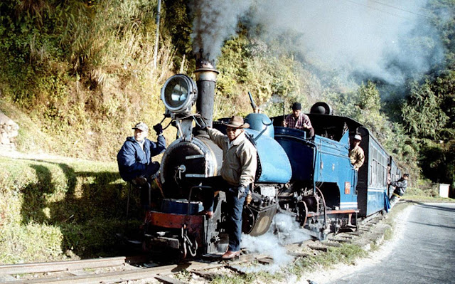 No wages for contractual workers of Darjeeling s iconic toy train