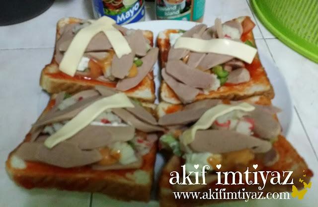 Pizza Roti Gardenia , Pizza Roti Gardenia Sedap Dan Mudah , Resipi Pizza Roti Gardenia , Cara Buat Pizza Roti Gardenia , Bahan Bahan Untuk Buat Pizza Roti Gardenia