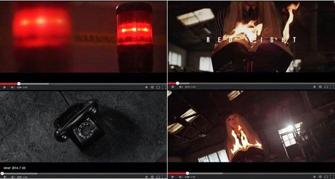 Giải thích ý nghĩa illuminati trong movie Red Light của F(x)