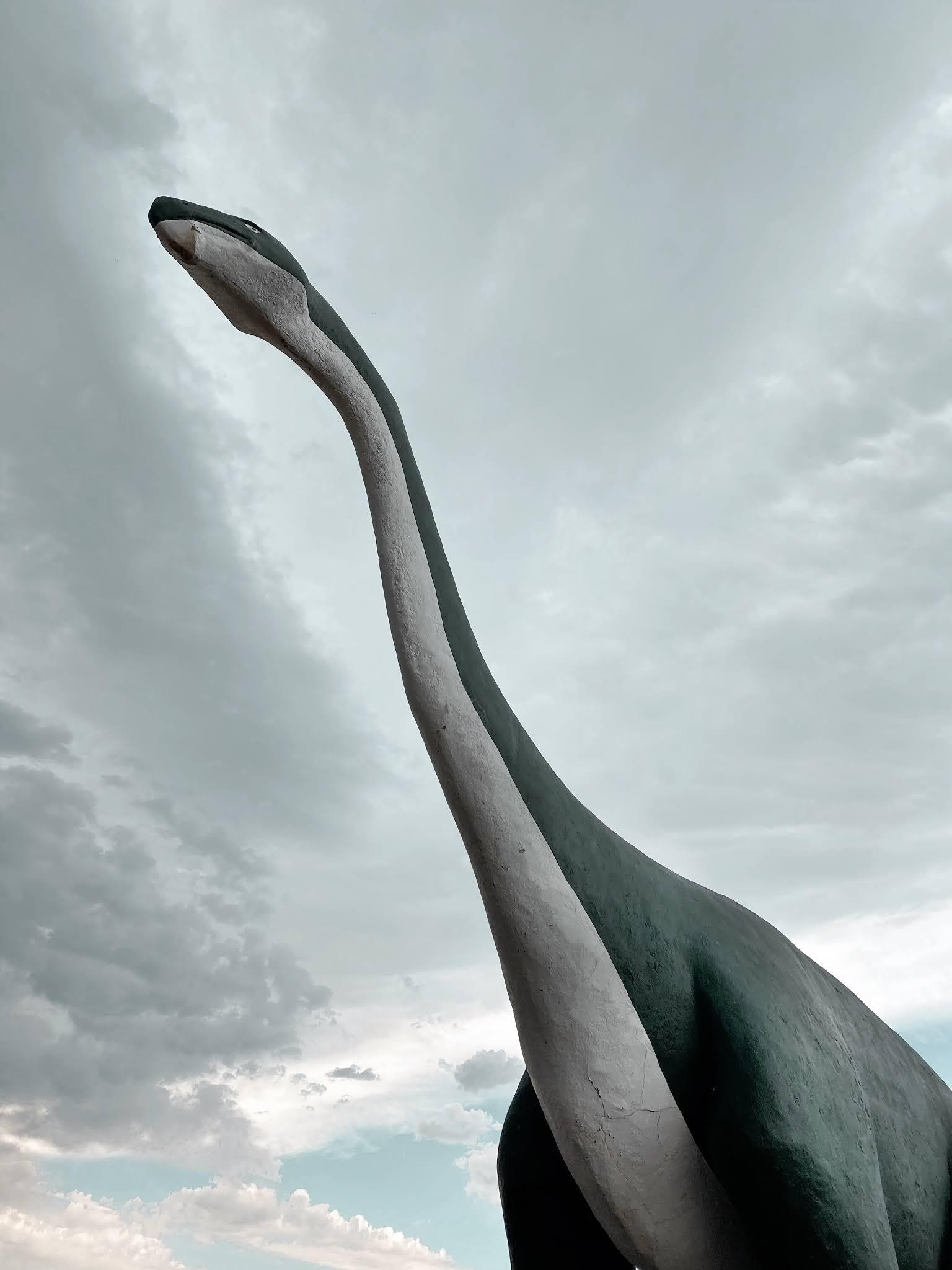 Dinosaur Park, South Dakota| biblio-style.com
