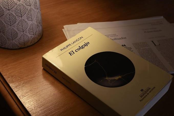 El colgajo, Philippe Lançon | #1 LEC