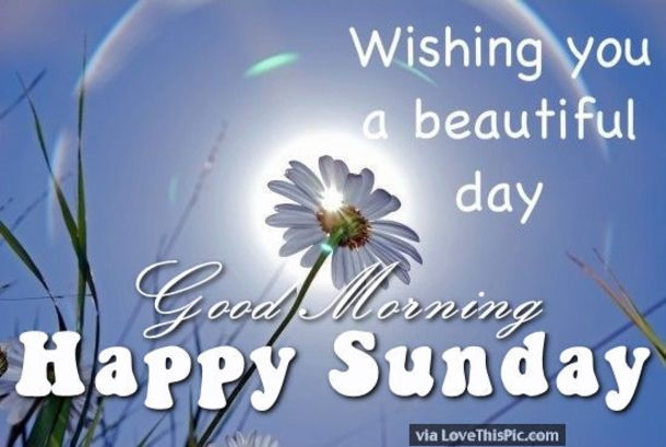 Happy sunday gud morning picture