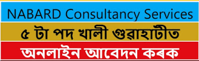 NABCONS Recruitment 2020: Applications invited for Data Manager, Team Leader and Other Posts