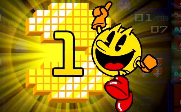 Pac-Man 99 battle royale Nintendo Switch