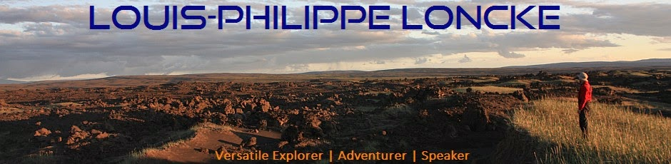 Louis-Philippe Loncke - Versatile Explorer and Adventurer