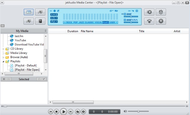 Download jetAudio 2018 Setup Offline Installer