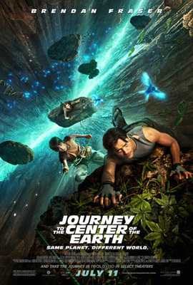 فيلم Journey to the Center of the Earth 2008 مترجم