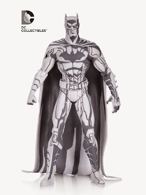 San Diego Comic-Con 2015 Exclusive Blueline Edition Jim Lee Batman Action Figure by DC Collectibles