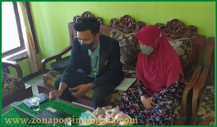 KKN BTV 3 UNEJ, Beri Solusi UMKM Desa Lombok Kulon Dengan Program UMKM Go Digital