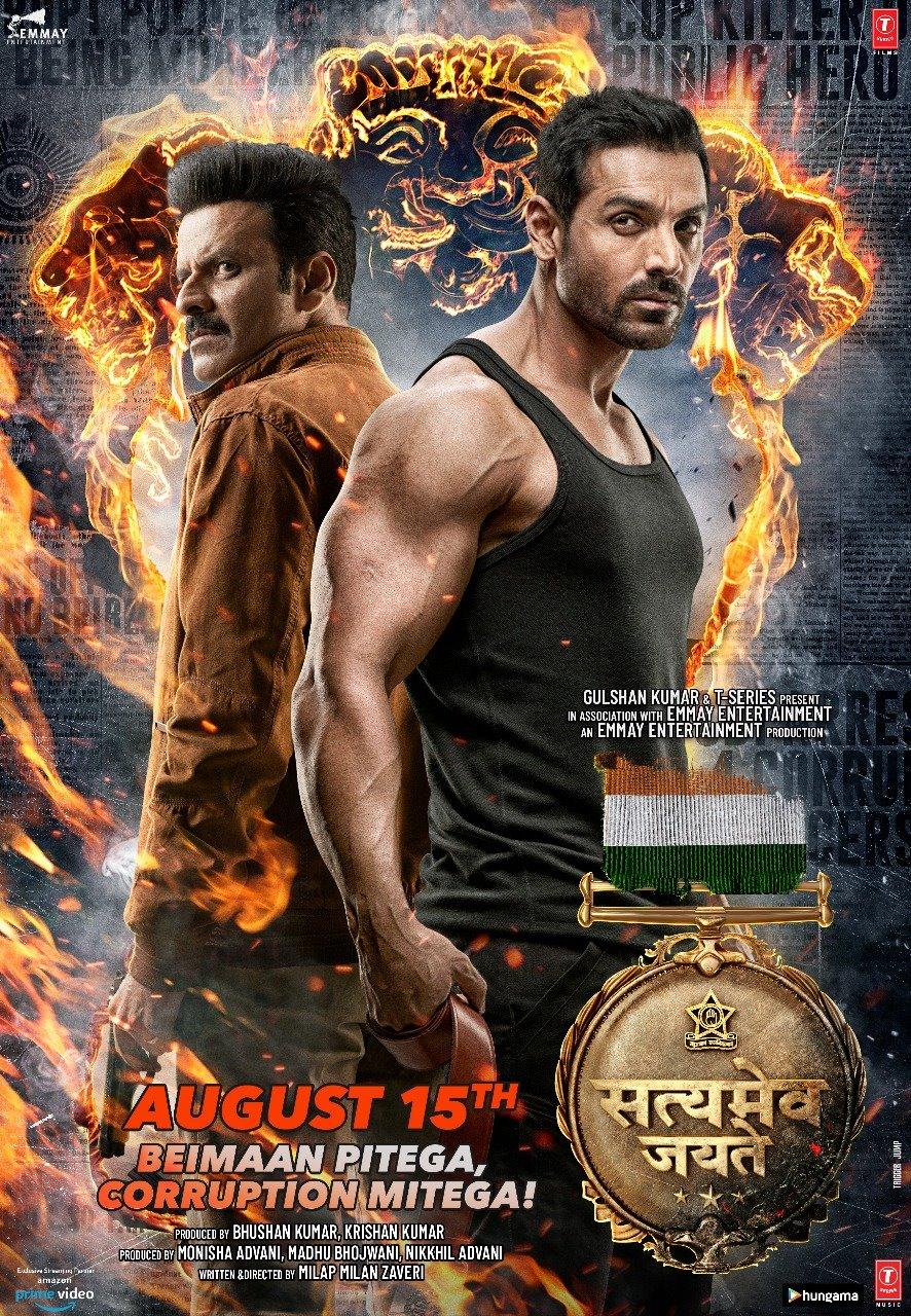 Satyamev Jayate Trailer 2018