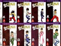 Download Komik Kenji Lengkap