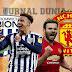 Prediksi West Bromwich Albion vs Manchester United , Minggu 14 Februari 2021 Pukul 21.00 WIB @Mola TV