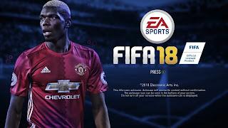 FIFA 18 Wallpaper 1920x1080