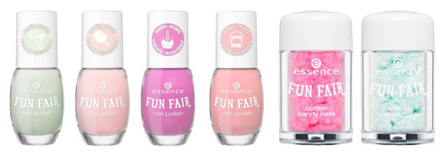 "Review of the essence cosmetics trend edition ""Fun Fair"""