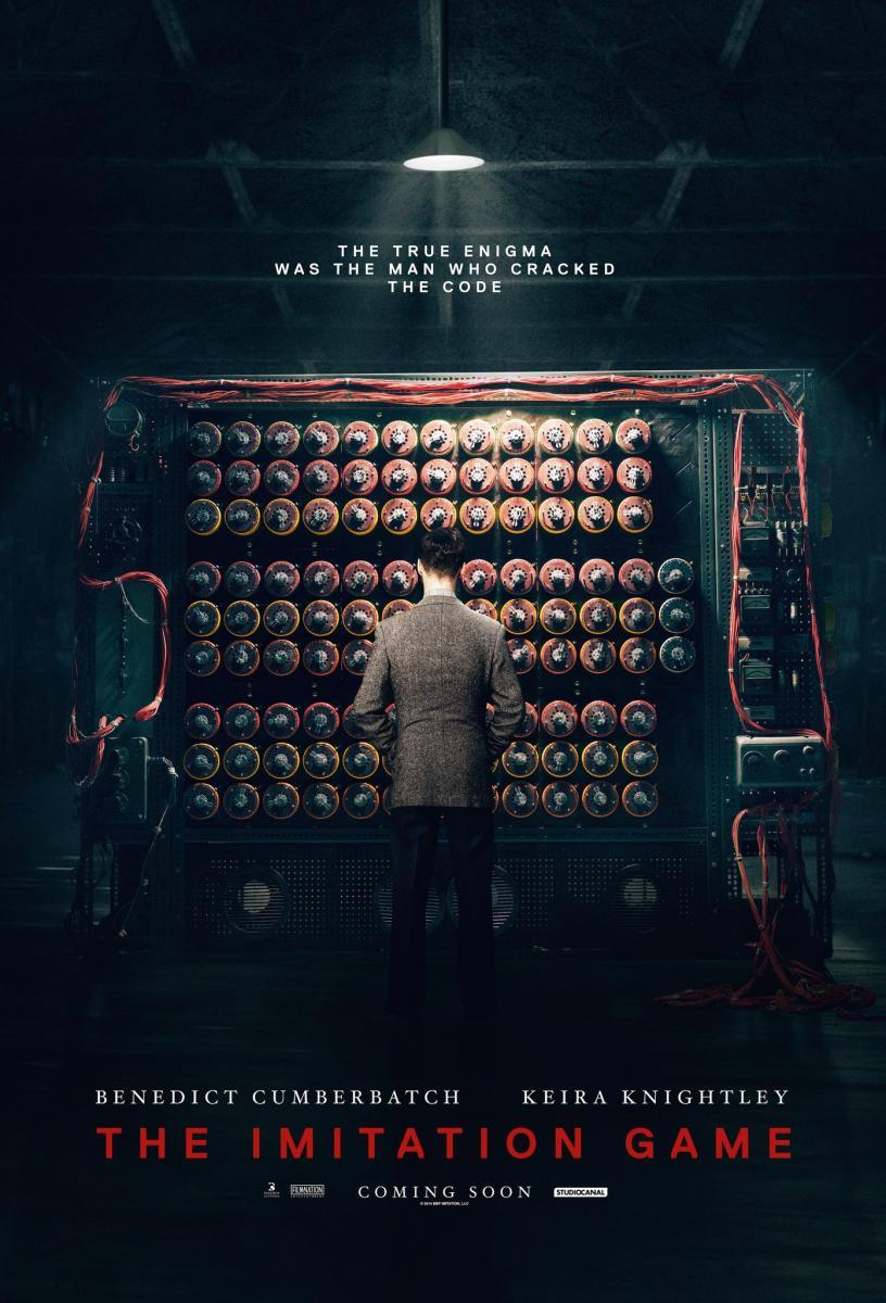 Download The Imitation Game (2014) Full Movie in Hindi Dual Audio BluRay 720p [1GB]